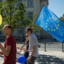 """""""Europos egzamine"""" – dėmesys ES kovai su koronaviruso krize"""