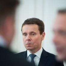 """""""MG Baltic"""" byla: R. Kurlianskis neigia daręs spaudimą S. Dailydkai"""