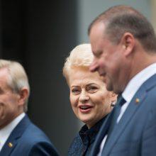 Šalies vadovai sveikina visus Lietuvos mokytojus