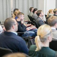 Pagalba Vilniuje dirbantiems užsieniečiams – seminarai