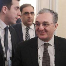 Armėnija norėtų plėtoti bendradarbiavimą su Lietuva: prioritetas – mokslas