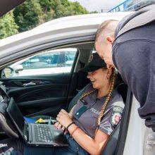 Policija ilsėtis neskuba: paskelbta, kada vyks dideli reidai