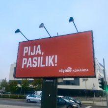Taip Lietuvoje darbuotojų dar neviliojo: prašymą pamatė visas Vilnius