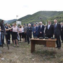 L. Linkevičius: norime priminti pasauliui Rusijos ir Gruzijos karo pamoką