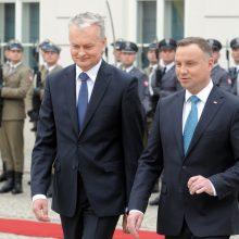 Prezidentas ir premjeras vyks į Lenkiją paminėti Žalgirio mūšio metinių