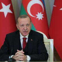 ES planuoja imtis sankcijų prieš Turkiją