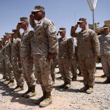 Afganistane žuvo amerikiečių karys