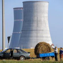 Baltarusijos opozicijos delegacija paragino atidėti Astravo jėgainės paleidimą
