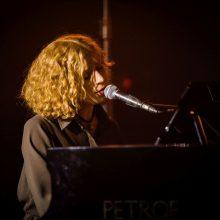 A. Orlova pirmą kartą surengs solinį koncertą Trakų pilies kieme