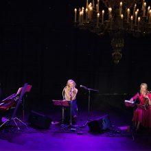 Atlikėja A. Amiya kviečia į muzikos ir širdies kelionę
