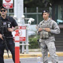 Amerikiečių jūreivis Havajuose nušovė du ir sužeidė trečią žmogų