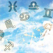 Dienos horoskopas 12 zodiako ženklų (birželio 27 d.)