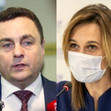 V. Čmilytė-Nielsen: P. Gražulis nedaro garbės nei kultūrai, nei Seimui