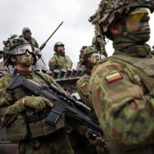 Valstybės gynimo taryba sutarė nuosekliai didinti gynybos finansavimą