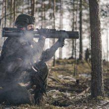 Lietuvos kariuomenei JAV perduoda prieštankinių granatsvaidžių