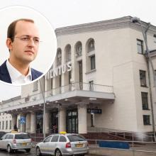 Ministras: Vilniaus oro uosto pastatas turi būti griaunamas ir statomas naujas