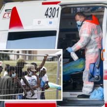 Varėna ieško patalpų koronavirusu sergantiems migrantams