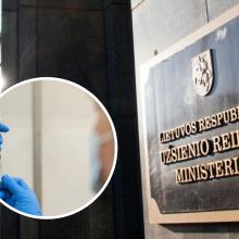 URM tikslina informaciją dėl paskiepytų diplomatinės tarnybos darbuotojų