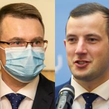 Eurokomisaras: A. Dulkio nenuoseklumas dėl vakcinos kelia žmonių nepasitikėjimą