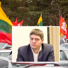 """""""Šeimų marše"""" A. Mazuronis nedalyvaus: organizatoriai gąsdino mano vaikus"""