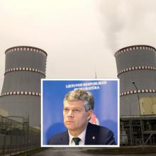VSD vadovas: Astravo atominė elektrinė – pretenzingas Rusijos projektas