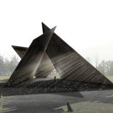 Holokausto aukoms pagerbti – menininko R. Bartkaus memorialas