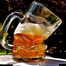 JK aludariai dėl karantino priversti sunaikinti beveik 50 mln. litrų alaus