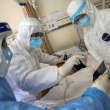 Naujas virusas dar nepažabotas: per parą mirė šimtas žmonių