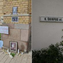 Vilniuje bus mitingas: nori apginti K. Škirpą ir J. Noreiką