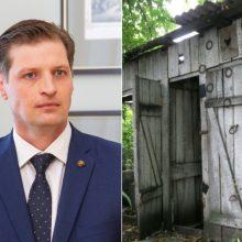 Ministras: iki kovo lauko tualetai bus panaikinti apie 20 tūkst. gyventojų