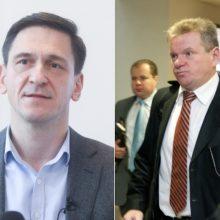 Konservatorius susisiekimo ministrą skundžia prezidentui ir premjerui