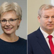 Patvirtino rezultatus: Seimo nario mandatą gauna konservatorė I. Haase