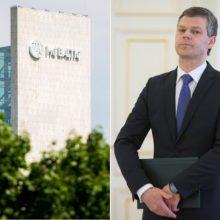 """""""MG Baltic"""" iš VSD ir jos vadovo siekia prisiteisti 820 tūkst. eurų"""