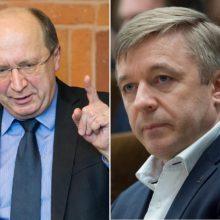 A. Kubilius prabilo apie galimą apkaltą R. Karbauskiui