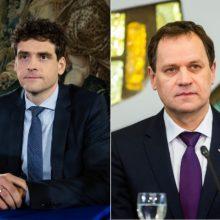 """""""Tvarkiečiai"""" derėsis dėl koalicijos, LLRA su atsakymu neskuba"""