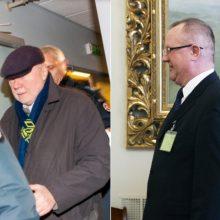 Seimas pritarė dviejų Apeliacinio teismo teisėjų atleidimui