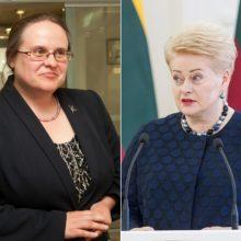 """Seimo nariai siūlo A. Širinskienės komisijai pasidomėti """"tulpių paštu"""""""