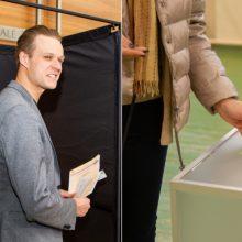 G. Landsbergis siūlo keisti pakartotinių rinkimų tvarką