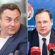 """E. Pašilis prašo Seimo """"atiduoti"""" P. Gražulį į prokurorų rankas"""