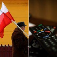 Susirūpino Lenkijos lietuviais – nemato lietuviškų programų
