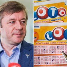 Žada įvesti draudimą loterijos bilietus parduoti asmenims iki 16 metų