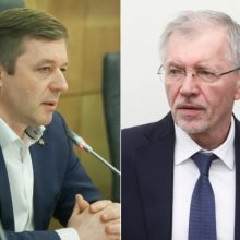 G. Kirkilas apie R. Karbauskį Seimo vadovo kėdėje: būtų logiška