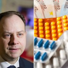 A. Veryga neatsisako tvarkos dėl pigiausio kompensuojamo vaisto