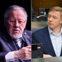 V. Landsbergis: jei nenorite, kad Karbauskis valdytų Lietuvą – palikite Pranckietį