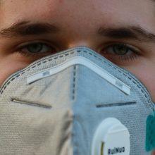 SAM už 1,5 mln. eurų perka papildomus 888 tūkst. respiratorių