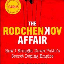 """Naujiena: knygą """"The Rodchenkov Affair"""" išleido britų """"Penguin Books""""."""