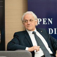 Vilniaus universiteto garbės daktaru taps Nobelio premijos laureatas