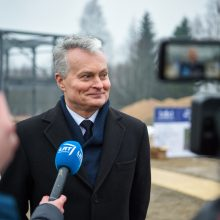 G. Nausėda: artėjant rinkimams partijoms susitarti dėl švietimo bus sunku