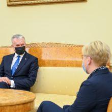 Vyriausybės sudarymas užtruko: G. Nausėda dar sprendžia, kurias kandidatūras atmes?