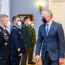 G. Nausėda: NATO ir JAV veikla Lietuvoje siunčia aiškią žinią nedraugiškoms valstybėms